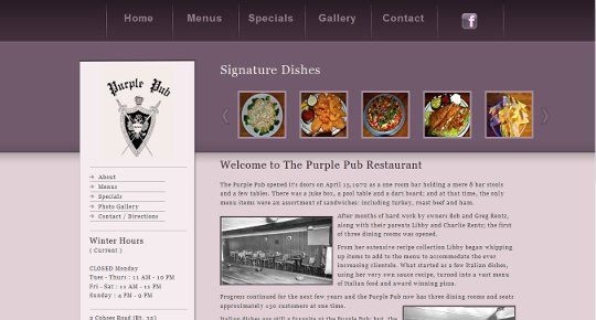 The Purple Pub Restarurant